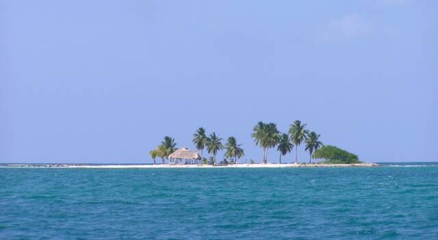 The Cayes of Belize